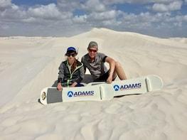 Pinnacles Desert Explorer with Lancelin Sand Boarding