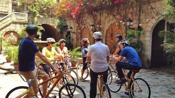 Bambike Ecotours Intramuros Tour