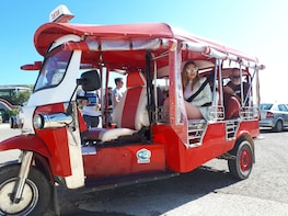Discover the heart of Gozo by Tuk-Tuk