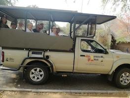 Kruger National Park. 3 Days Best Ever Safari from Cape Town