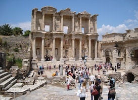 Full-Day tour to Ephesus from Samos - a day visit to Turkey