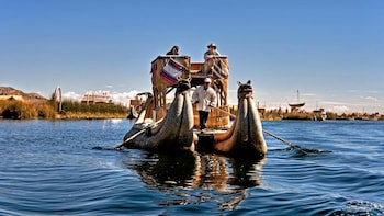 Uros Taquile Full-Day from Puno