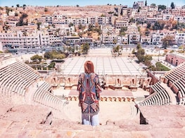 Full-Day Amman City Tour, Madaba, Mt. Nebo and the Dead Sea