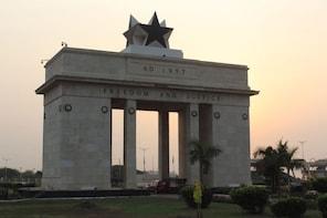 3 Day Accra to Cape Coast Tour