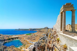 Daily Rhodos Island Tour from Antalya