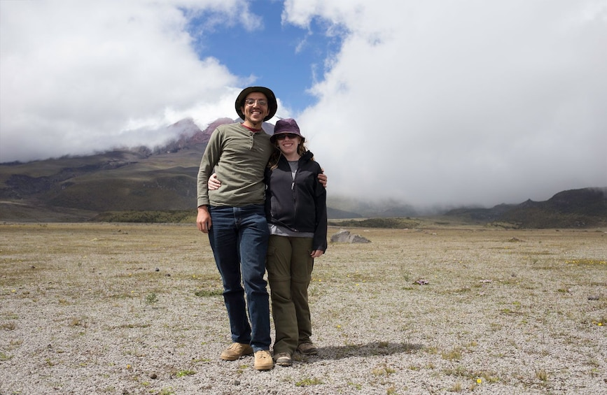 Show item 8 of 8. Cotopaxi Half DayTour With Optional Hotel Pick-Up & Drop Off