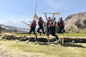 Arequipa: Rafting Rio Chili