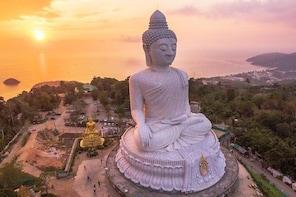 Half Day Phuket City Tour with Big Buddha & Chalong Temple