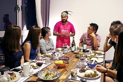 Sri Lankan Healthy Twist at Private Chef's Table