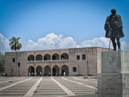 Full-Day Santo Domingo City Tour from Juan Dolio