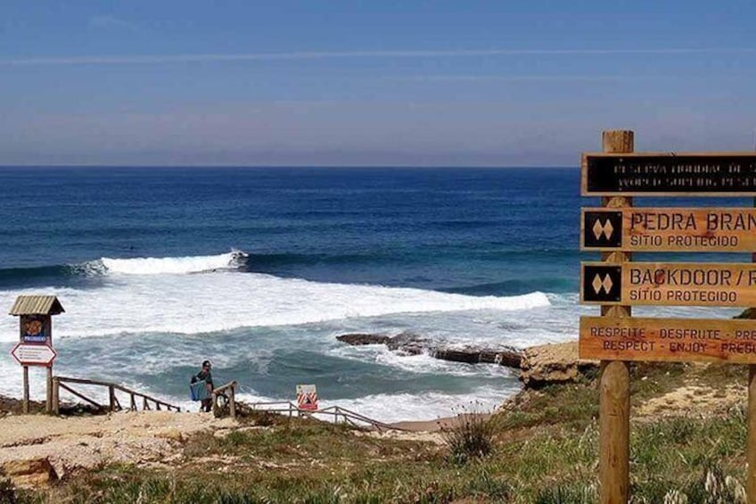 Show item 1 of 10. Ericeira through the Coastline Full Day Tour - IncrediblePortugal Private Tours