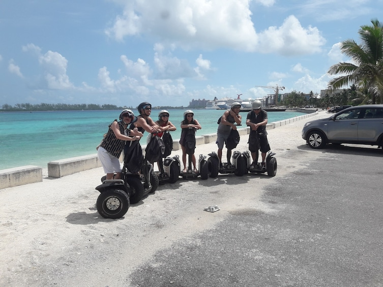 Show item 3 of 4.  Nassau Beach and Waterfront Segway Tour