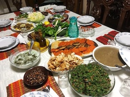 Private Lebanese Cooking Class in Beirut with Hotel Transfer