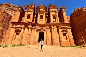 Full Day Private Tour Petra and Dead Sea From Amman