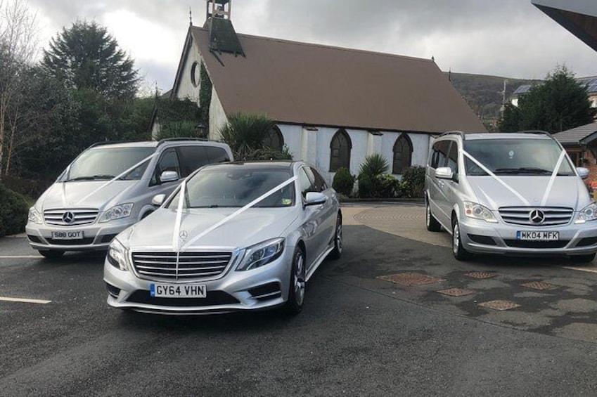 Show item 3 of 11. Wedding cars