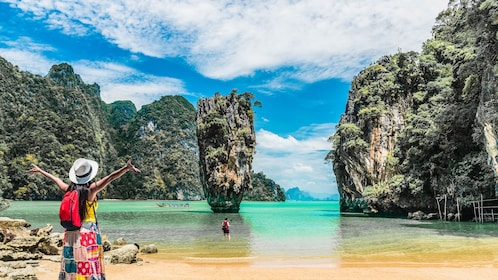 James Bond Island Tour by Speed Boat from Phuket – Full Day