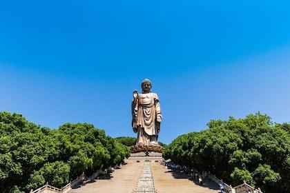 Lingshan Buddha & 3 Kingdom City of Wuxi Trip from Shanghai
