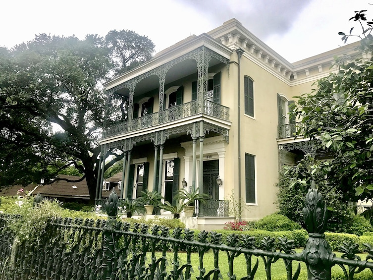 Show item 3 of 7. Garden District Mansions and Magnolias Tour