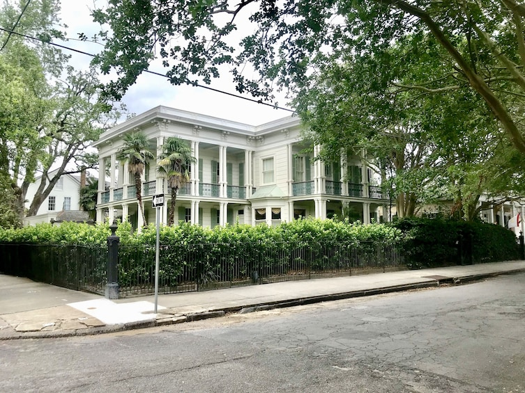 Show item 2 of 7. Garden District Mansions and Magnolias Tour