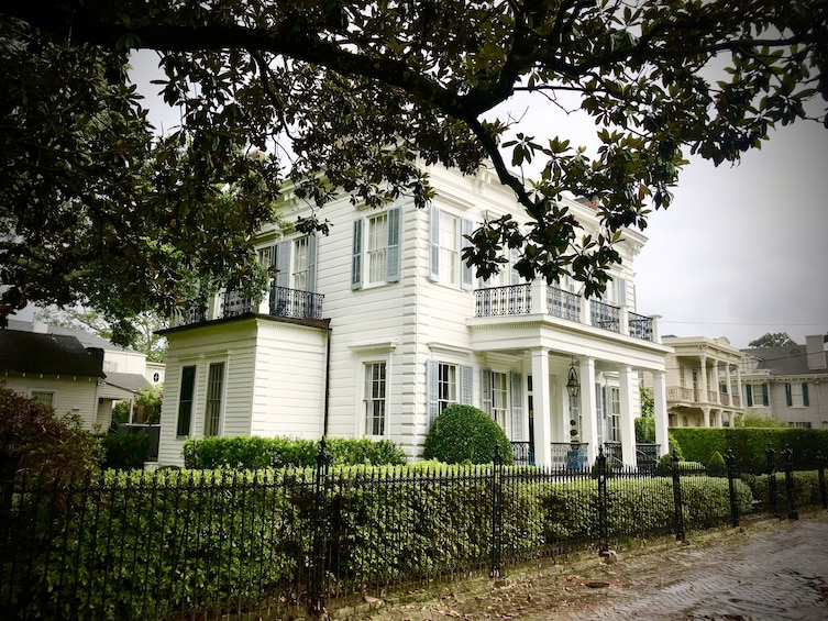 Show item 7 of 7. Garden District Mansions and Magnolias Tour