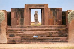 Tiwanaku Half Day, Shared Tour