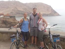 Lima Bike Tour: Along The Cliffs and Hike El Morro