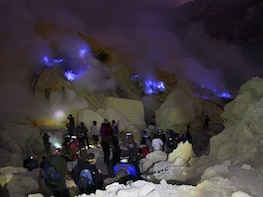 Blue Fire Mount Ijen Private Tour from Bali