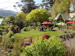 Dunedin Shore Excursion: Glenfalloch & Chinese Gardens Tour