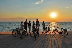 Thessaloniki Small Group Sunset Bike & Sightseeing Tour