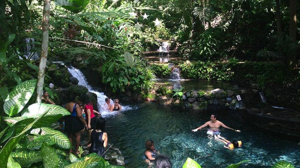Manila Hidden Valley Hot Spring Day Tour