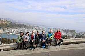 Dana Point: Small Group Sea Kayak & Walking Tour with Lunch