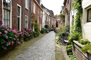 City Discovery Game: the secrets of Haarlem's streets