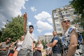Chernobyl series tour Vilnius
