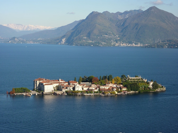 Show item 4 of 10. Lake Maggiore Isola Bella Hop-On Hop-Off Boat Tour