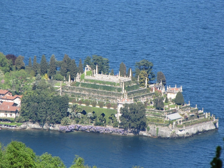 Show item 3 of 10. Lake Maggiore Isola Bella Hop-On Hop-Off Boat Tour