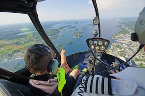 Private 1000 Islands Helicopter Tour