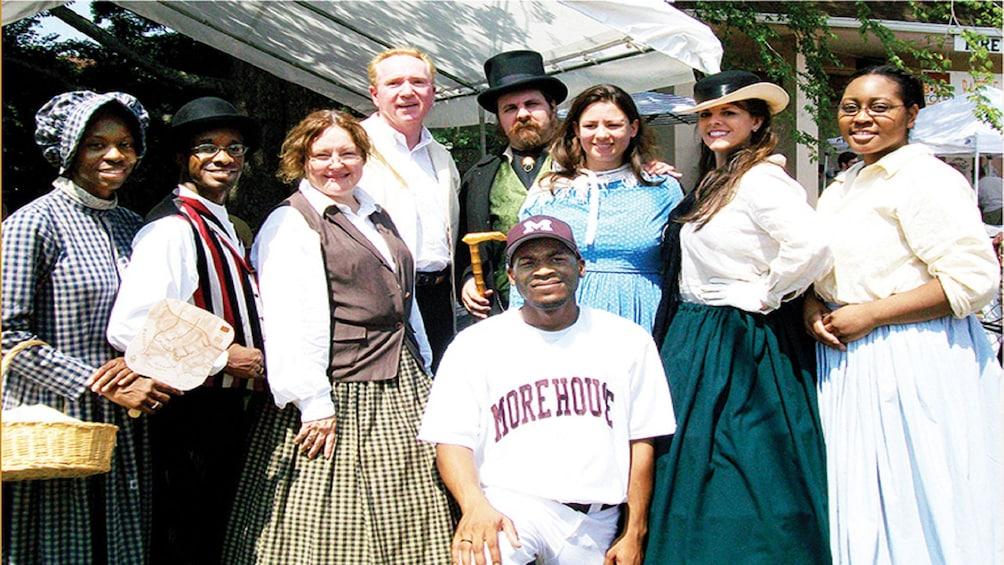 Civil War to Civil Rights Tour