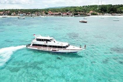 Fast Boat Transfer to Lembongan