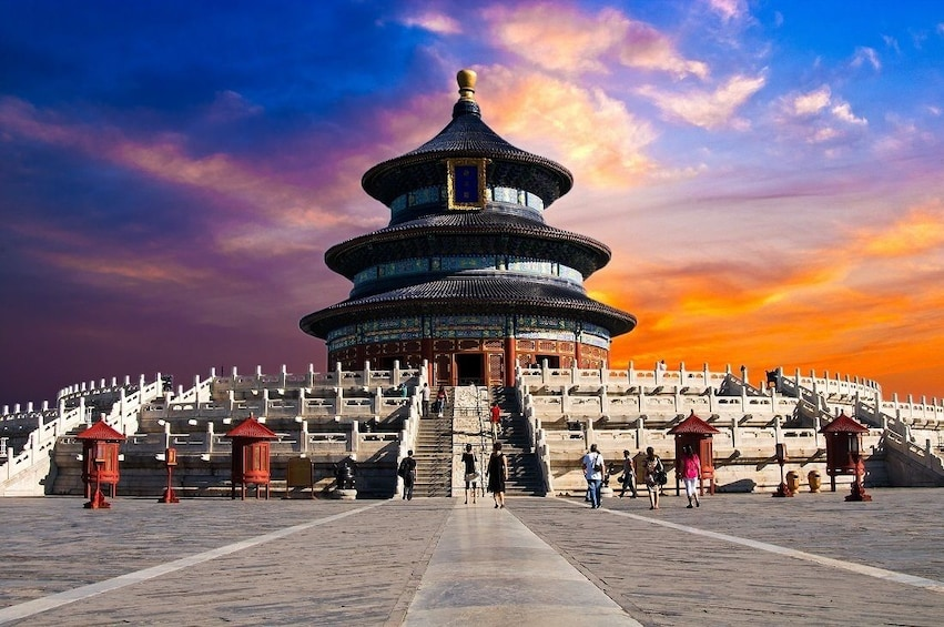 Show item 1 of 8. Private 2D Shore Excursion Tour to Beijing from Tianjin Port