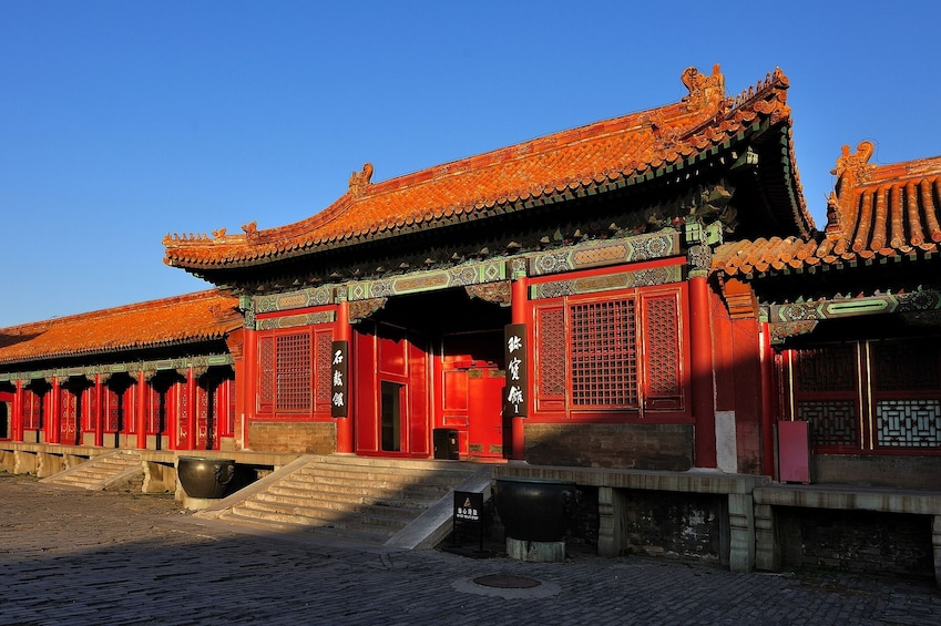 Show item 2 of 8. Private 2D Shore Excursion Tour to Beijing from Tianjin Port
