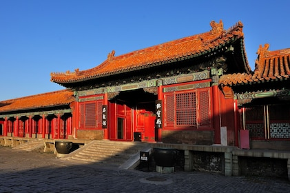 Private 2D Shore Excursion Tour to Beijing from Tianjin Port