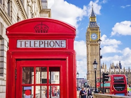 Best sights of London: self-guided tour with mobile app