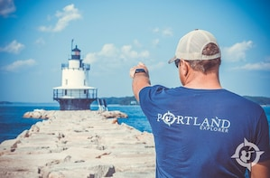 Portland, Maine City & Lighthouse Tour - 2 Hours