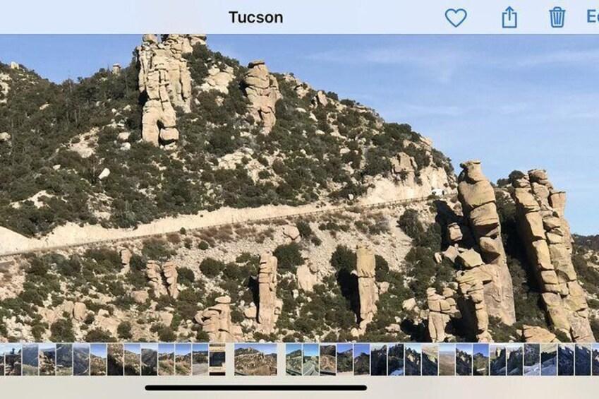 Show item 10 of 10. Oasis Tour of Tucson