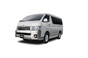 Rent A VAN - within Cebu City or within Mactan Cebu (8 hours Max)
