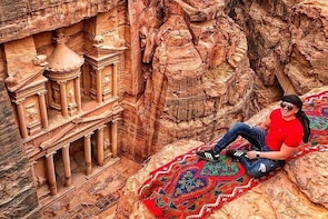 Transfer From Dead Sea To Petra