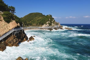Stunning sea view - Gangneung One Day Tour Depart from Seoul