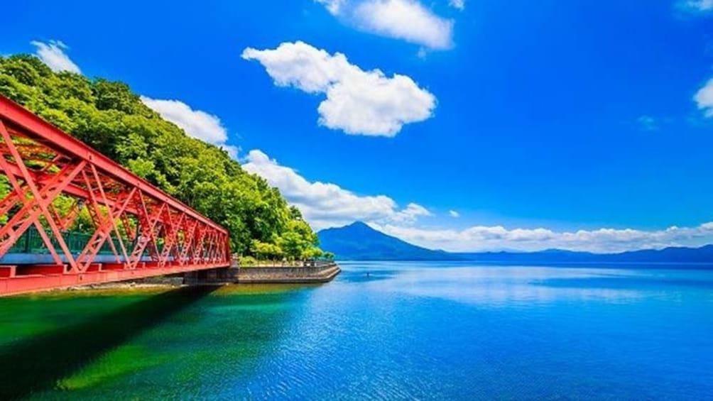 Show item 2 of 10. Hokkaido Noboribetsu, Toya & Shikotsu Lake Day Tour