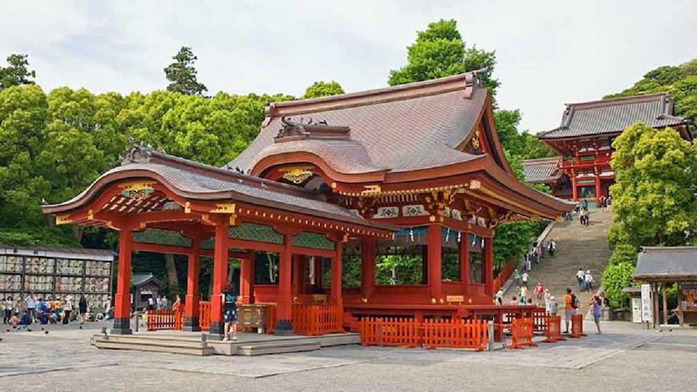 Show item 2 of 7. Tokyo Kamakura, Enoshima & Yokohama Tour