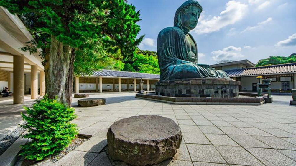 Show item 4 of 7. Tokyo Kamakura, Enoshima & Yokohama Tour